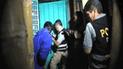 """San Martín: Policía Nacional del Perú detiene a 60 miembros de banda criminal """"Los verdugos"""""""