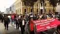 Trujillo: Trabajadores estatales amenazaron con realizar huelga indefinida luego de protest