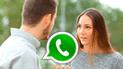 WhatsApp: hombre tuvo peculiar respuesta ante un reclamo de su novia [FOTO]