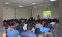 Huancayo: capacitan a transportistas en reglamento de tránsito