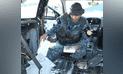 Junín: Arrestan a 6 narcotraficantes que transportaban cargamento de cocaína a Lima