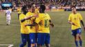 Brasil venció 2-0 a Estados Unidos en amistoso fecha FIFA [RESUMEN Y GOLES]