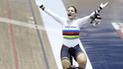 Bicampeona olímpica de ciclismo vive grave situación tras chocar en accidente