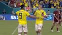 Colombia vs Venezuela: Falcao apareció con un golazo para el 1-1 [VIDEO]