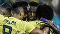 Colombia derrotó 2-1 a Venezuela en duelo sudamericano por fecha FIFA [RESUMEN]