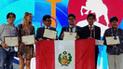 Selección peruana logra medallas en Rusia
