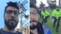Facebook: joven que cometió terrible falta de respeto a policías y reveló la verdad [VIDEO]