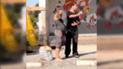 Facebook: fue 'azotado' por su esposa por no querer visitar a su suegra [VIDEO]