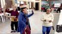 """Facebook: abuelitas causan furor en la redes al bailar """"La anaconda""""  [VIDEO]"""
