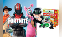 Fortnite: Hasbro lanzará un Monopoly del popular videojuego de supervivencia [FOTOS]