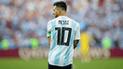 Lionel Messi: ¿Qué sucederá con la '10' durante su ausencia en Argentina?