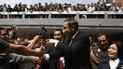 Presidente Martín Vizcarra fue a la UNI y sorprendió a alumnos [FOTOS]