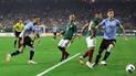 Uruguay goleó 4-1 a México en amistoso internacional por fecha FIFA [RESUMEN Y GOLES]