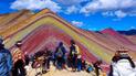 Anularon concesión minera sobre la Montaña de Siete Colores en Cusco