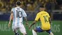Brasil y Argentina jugarán partido amistoso en una lejana sede