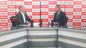 Versus Electoral: Yehude Simon vs. Anselmo Lozano [VIDEO]