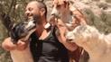 Facebook: Increíble, hombre rescató a más de 500 perros de la basura