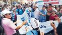Administrativos de Ugel Mariscal Nieto en Moquegua protestan con plantón