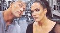 WWE: Nia Jax confiesa que le pidió a The Rock antes de firmar por la compañía.