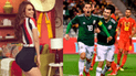 Yanet García alentó a la selección mexicana con sexy baile [VIDEO]