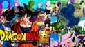 Dragon Ball Super: inesperado 'Mapamundi' nos revela cómo es la 'Tierra' que protege Goku [FOTOS]