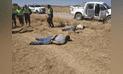 Cusco: Persecución y balacera tras robo de vehículo termina con dos detenidos