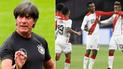 Joachim Löw se deshizo en elogios a la selección peruana [VIDEO]