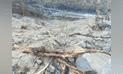 Ayacucho: trabajadores murieron sepultados tras explosión de dinamita