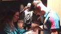Youtube: La alegría incontenible de una aficionada al ver a Marco Asensio [VIDEO]