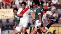 Así fue la única vez que la selección peruana enfrentó a Alemania [VIDEO]
