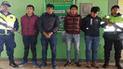 Cusco: Policía interviene sospechosos en carretera y les encuentran 53 paquetes de cocaína [FOTOS Y VIDEO]