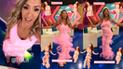 Sheyla Rojas sorprende con el 'Thalía challenge' y reta a famosa conductora [VIDEO]