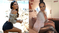 Stephanie Valenzuela cantó tema de Natti Natasha y fans la felicitaron [VIDEO]