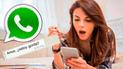 WhatsApp: le preguntó por su peso y fue cruelmente trolleada por su novio [FOTO]