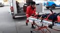 Cajamarca: despiste y vuelco de auto deja 7 heridos