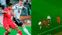 Edison Flores dejó en ridículo a dos alemanes con 'ruleta' a lo Zinedine Zidane [VIDEO]