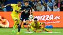 Emelec venció 2-0 al Barcelona SC en el 'Clásico del Astillero' por la Serie A de Ecuador [RESUMEN Y GOLES]