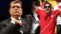 Perú vs Alemania: hincha se burla de Alan García con este letrero [FOTO]