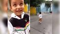 Facebook: niño le entregó carta a su amor platónico y genera ternura [VIDEO]