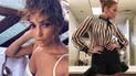 Jennifer López sorprendió a fanáticos al lucir sin maquillaje en Instagram