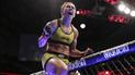 UFC 228: Jéssica Andrade aplasta a su rival con un violento KO [VIDEO]