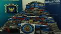 Hallaron 417 kilos de cocaína escondidos en fardos de lana