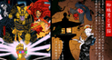 Héroes de Marvel y DC son dibujados en clásico estilo japonés Ukiyo-e [FOTOS]