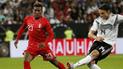 Pedro Aquino fastidiado por derrota sufrida ante Alemania por fecha FIFA