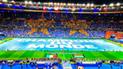 Francia vs Holanda: 'galos' fueron recibidos con un espectacular mosaico tras conseguir su segundo Mundial [VIDEO]