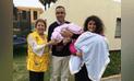 Pareja chilena se llevó a sus hijos a casa tras salir de prisión  [FOTOS]