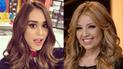 Yanet García desafía a Thalía en Instagram y crea el 'clima challenge'