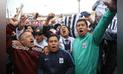 Hinchas de Alianza Lima permanecen en exteriores de Matute [FOTOS]