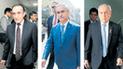 Becerril, Duberlí y Chávarry citados al Congreso por casos de audios