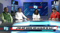 Versus Electoral SJL: Richard Martínez vs Napoleón Becerra vs Jesús Maldonado